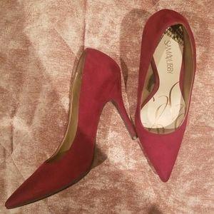 Maroon Heels | Sam & Libby